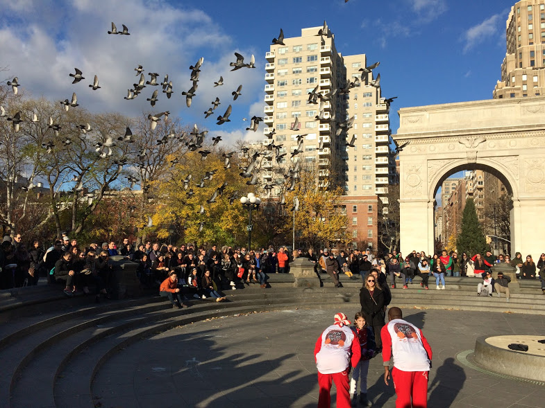NYC Washington Square Park