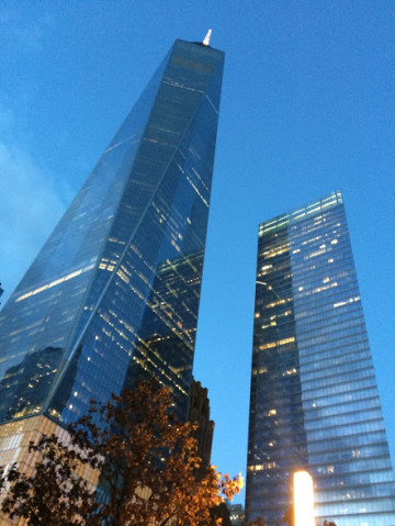 NYC Freedom Tower